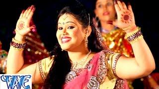 झूले सातो बहिनिया झुलनवा - Nimiya Ke Dadh Maiya | Anu Dubey | Bhojpuri Devi Geet 2016