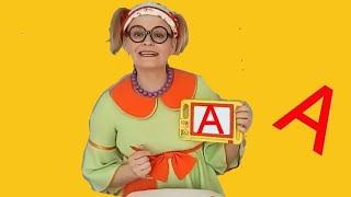 Весёлые уроки с клоунессой Клавой| Буква А Изучаем русский алфавит | Азбука от клоунессы Клавы