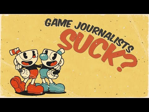 Journalists SUCK at Games? - The Know Game News