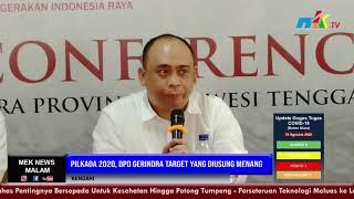Pilkada 2020, DPD Gerindra Target yang Diusung Menang