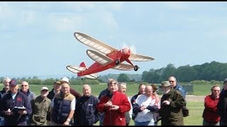 BMFA Free Flight Nationals 2014    Audio Visual