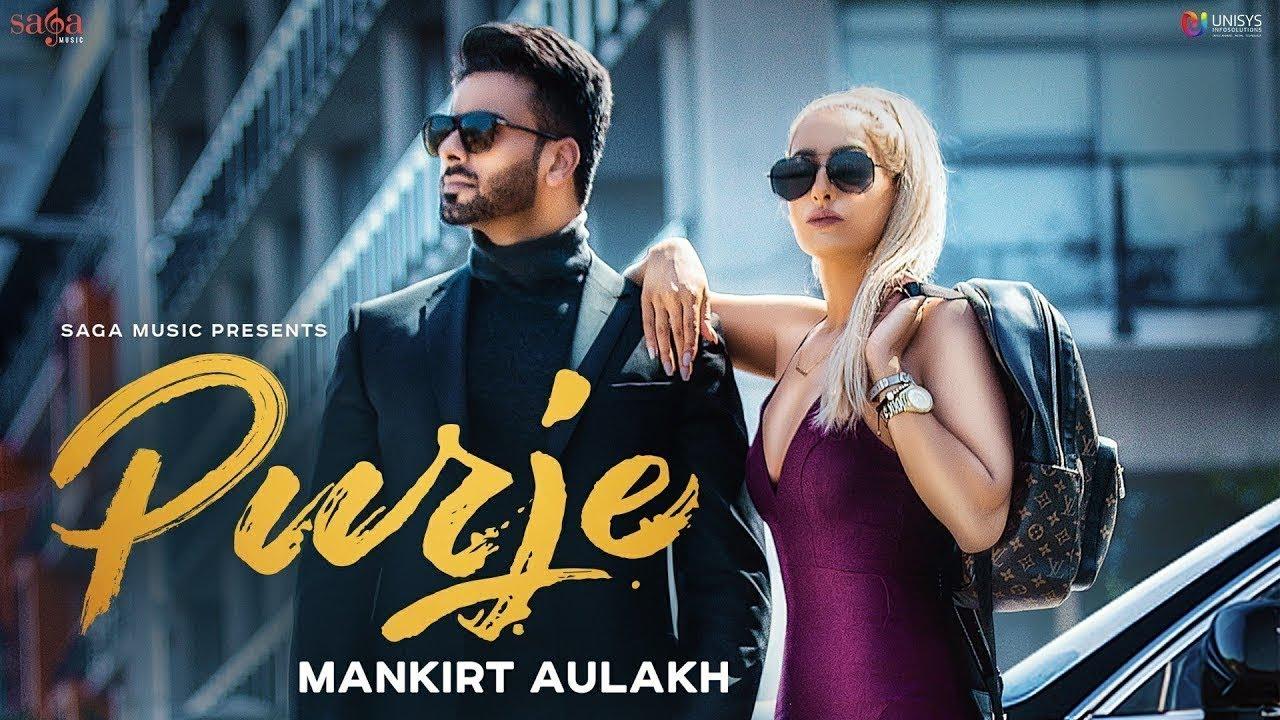Purje Mankirt Aulakh Whatsapp Status New Punjabi Song 2019 ...
