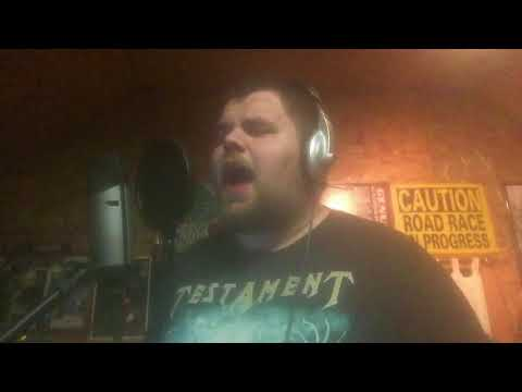 Cemetery Gates - Pantera (Vocal Cover) R.I.P. Vinnie Paul