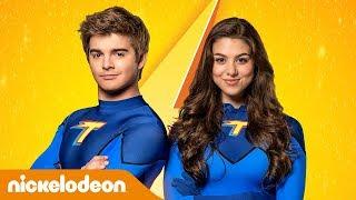 🔴Грозная семейка | Время супергероя! | Nickelodeon Россия