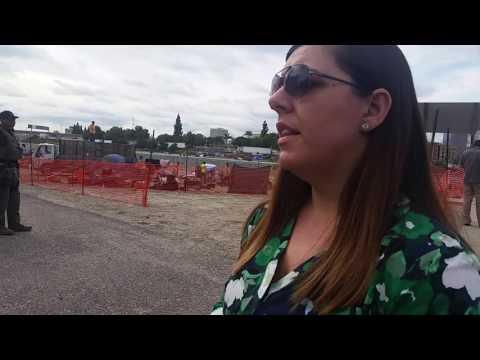 Santa Ana riverbed eviction 2/8/17