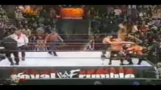 WWE royal rumble 2000- the royal rumble match 2000 full show