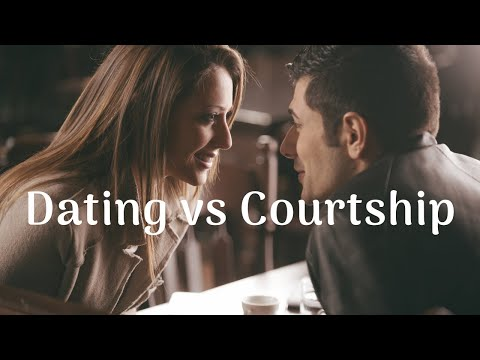 What Does The Bible Say About Dating And Courting?