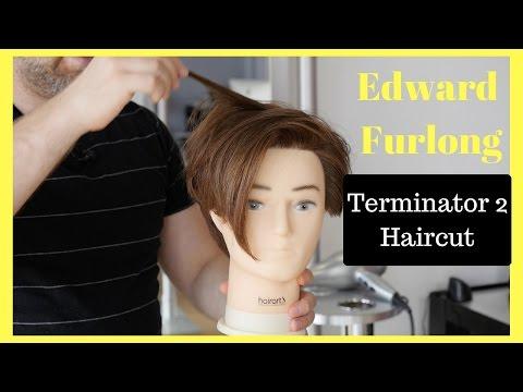 Edward Furlong Terminator 2 Haircut - TheSalonGuy