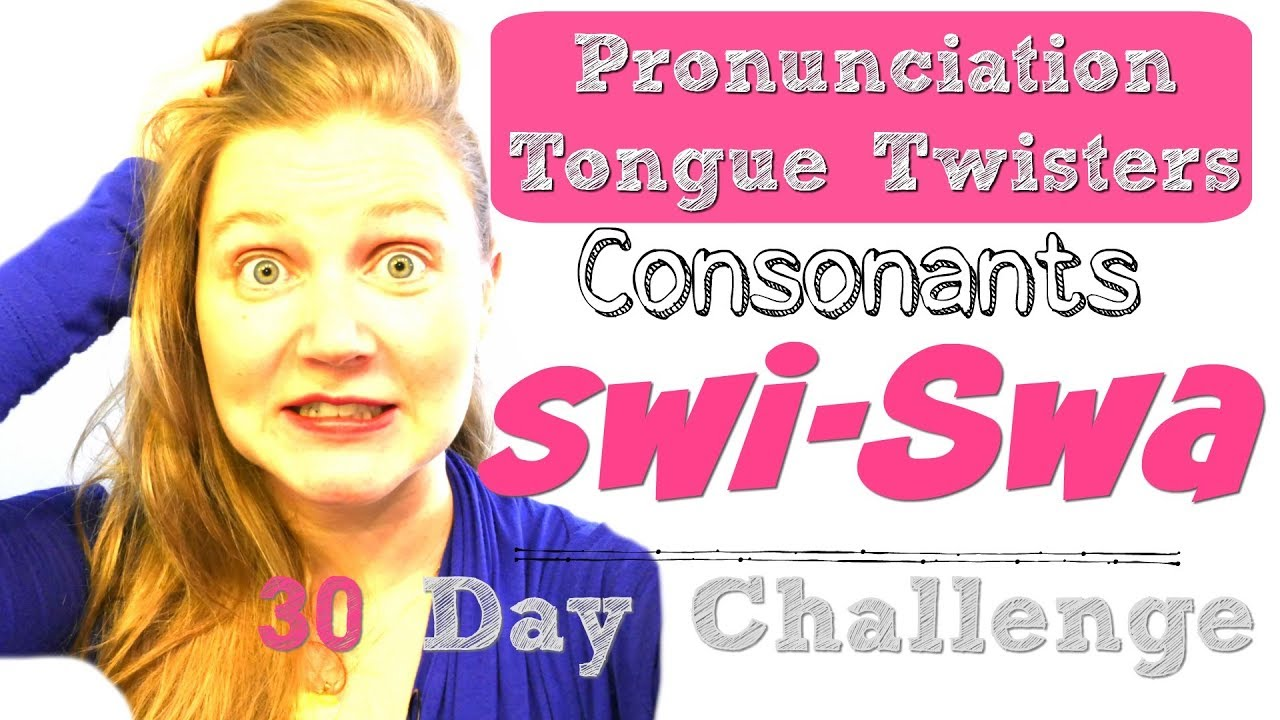 Learn English Sounds.Hardest Tongue Twister for ME!