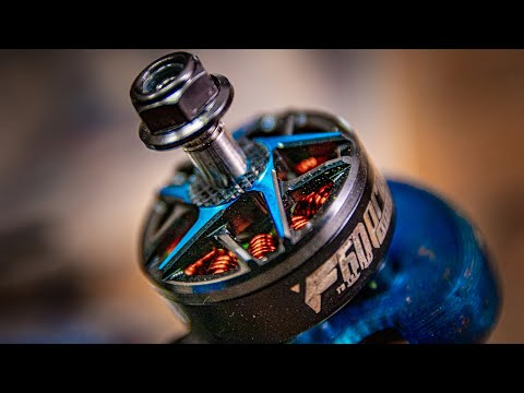 Фото F60 Pro IV 1750kv Review and First RIPS!