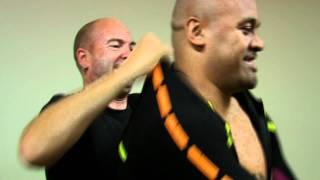 The Making of Rugby Challenge - Jonah Lomu
