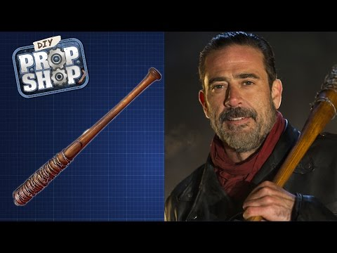 Negan's Bat - The Walking Dead - DIY PROP SHOP