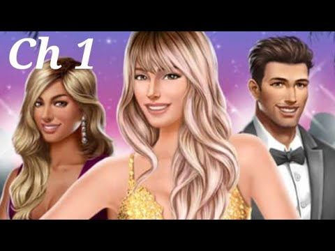Choices:- Red Carpet Diaries Chapter #1 (Diamonds used)