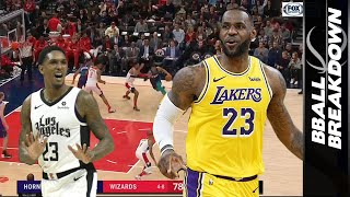 LeBron to Anthony Davis & Clippers vs Rockets Highlight The Top NBA Games Of The Night