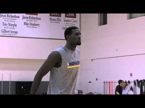 Warriors Pre-Draft Interview: Chris Singleton - 5/31/11