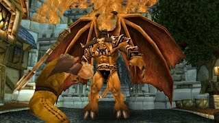 Past vs Present  - World of Warcraft Machinima