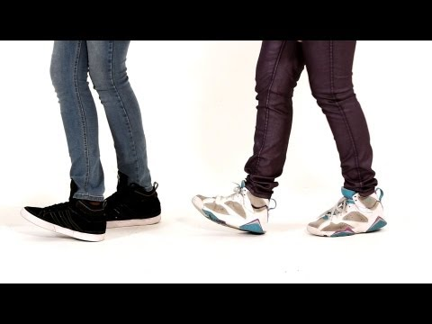 How to Do the Heel Toe | Kids Hip-Hop Moves