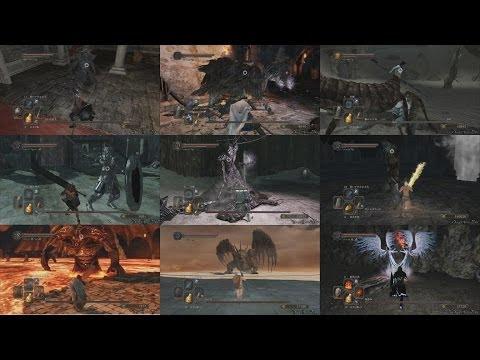 ダークソウル 2 (Dark Souls 2) - 全ボス戦・ノーダメージ動画集