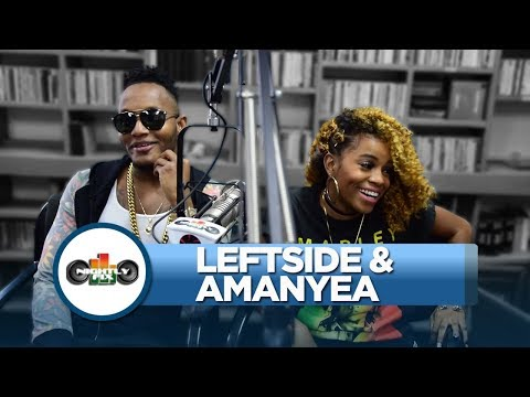 Leftside on why women in dancehall shouldn't complain + introduces dancer turned artiste Amanyea