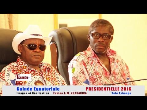 Alternance : Question à Teodoro Obiang Nguema
