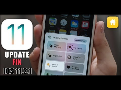 iOS 11.2.1 is out | Here's what's New