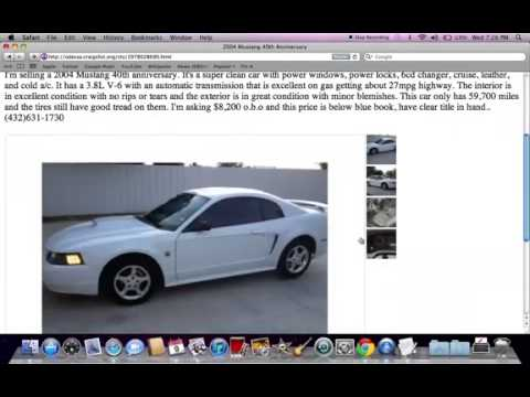 Craigslist Odessa Texas Used Ford and Chevy Trucks Popular ...