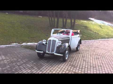 DKW F8 Meister klasse