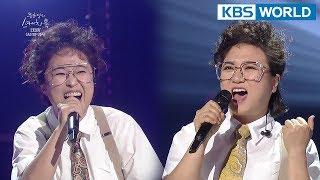 Double V (Song Euni & Kim Sook) - Refusal | 더블V (송은이X김숙) - 거부[Yu Huiyeol's Sketchbook/2018.02.14]