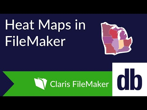 Heat Maps in FileMaker