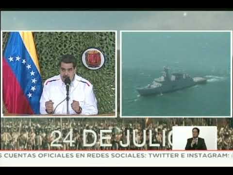 Lo que dijo Maduro sobre el apagón del 22 de julio de 2019: Pronto ofrecerán pruebas