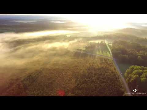 An Autumn Morning in Northeastern Pennsylvania