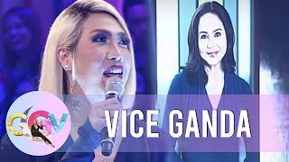 Vice Ganda gets nervous in 'Tanong Mo, Mukha Mo' with Tito Boy | GGV