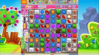 Candy Crush Saga Level 1256 (No Boosters)