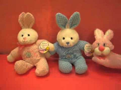 DanDee Easter Musical Bunnies singing