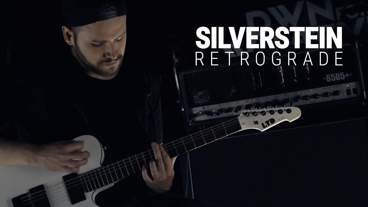 silverstein retrograde guitar cover youtube. Black Bedroom Furniture Sets. Home Design Ideas