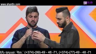 X Factor4 Armenia Diary 65 Rehearsals to the last gala show 08 04 2017