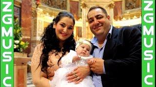 Szabrina & Andris kislányának,Serenának a keresztelője!