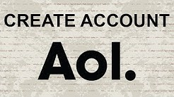 How to Create AOL Account