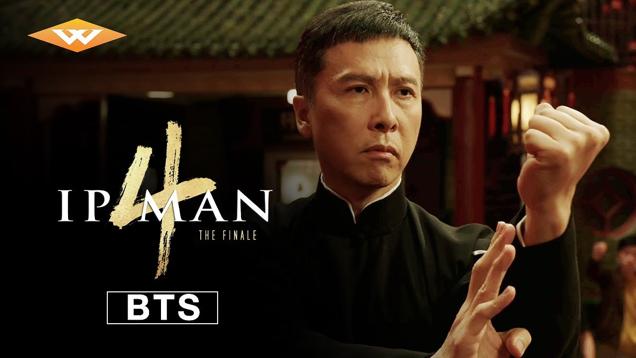 Ip Man 4 2020 The Story Behind The Scenes Donnie Yen Scott Adkins Martial Arts Movie Youtube