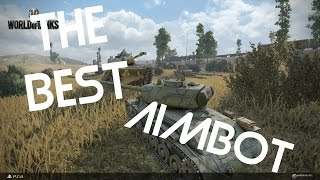 ТОПОВЫЙ AIMBOT ДЛЯ WORLD OF TANKS/9.17.1