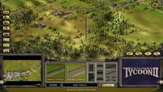 Railroad Tycoon 2 Platinum - 22 - Second Century: Edelweiss Express