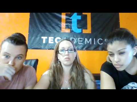 DAY 72 Shopify Q&A LIVE from Tecademics Headquarters with Intrapreneur Team Members Amber Lee & Mari
