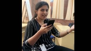 Ladki ki gaali famous viral video