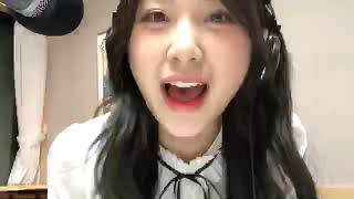 프로듀스48에 출연했던 타카하시 쥬리(高橋 朱里)의 2018년 10월 17일자...