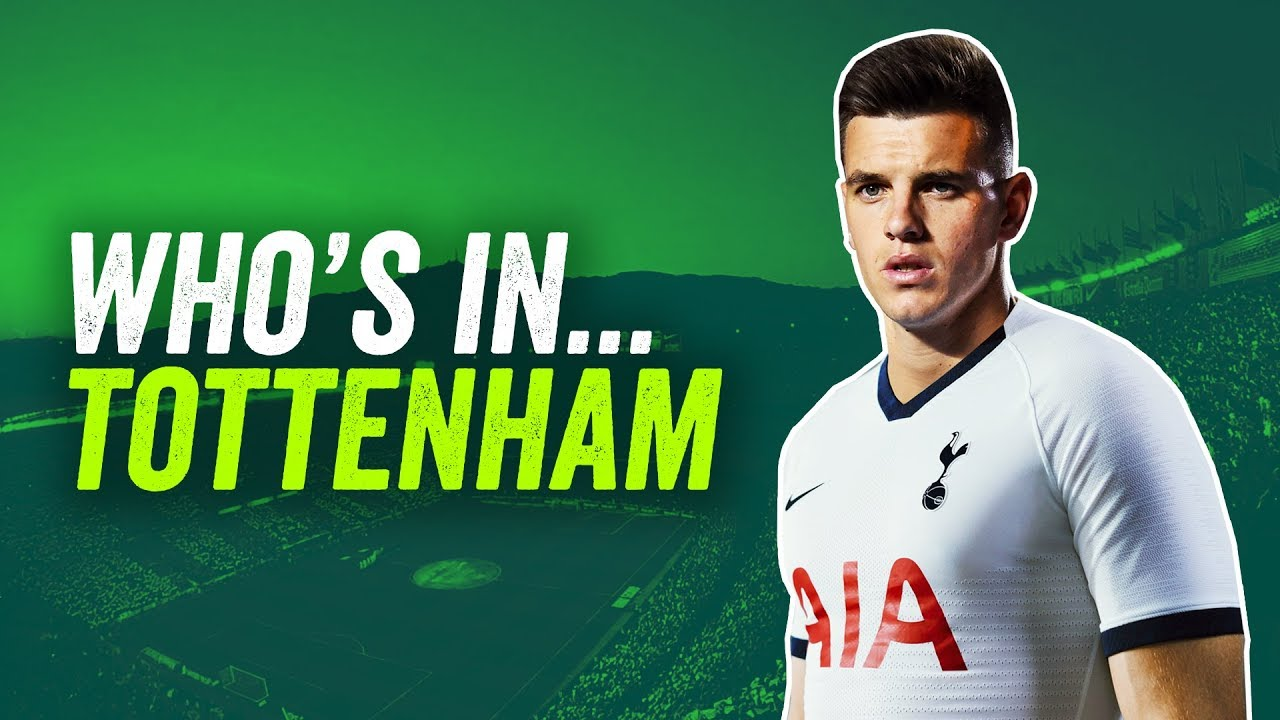 timeless design 9fb80 63c40 Lo Celso In, Eriksen Out - Spurs new line up for next season ► Who's In