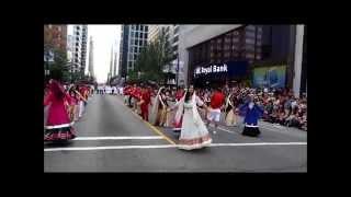 Canada Day Parade (Persian Folk Dance Part )
