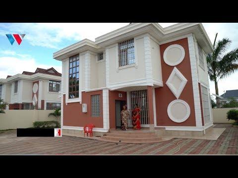 Huu ndio Mjengo wa Kifahari HAMISA MOBETTO alionunuliwa na DIAMOND PLATNUMZ thumbnail