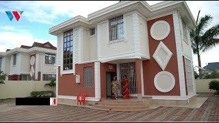 Huu ndio Mjengo wa Kifahari HAMISA MOBETTO alionunuliwa na DIAMOND PLATNUMZ