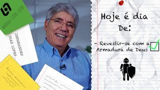 REVESTIR-SE COM A ARMADURA DE DEUS / HOJE É DIA -  032