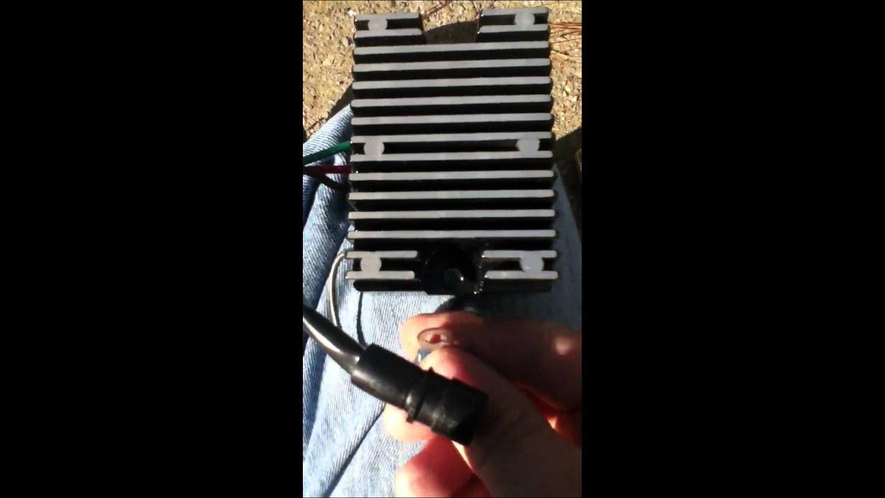 hight resolution of voltage regulator